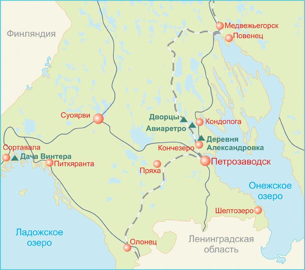 Отдых в России, отдых в России на море, зимний отдых в ...: http://www.1classom.ru/russia/karelia/